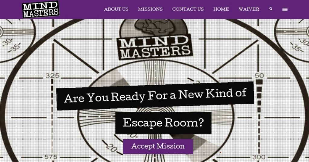 Mind Masters Challenge Chambers Escape Rooms Clermont