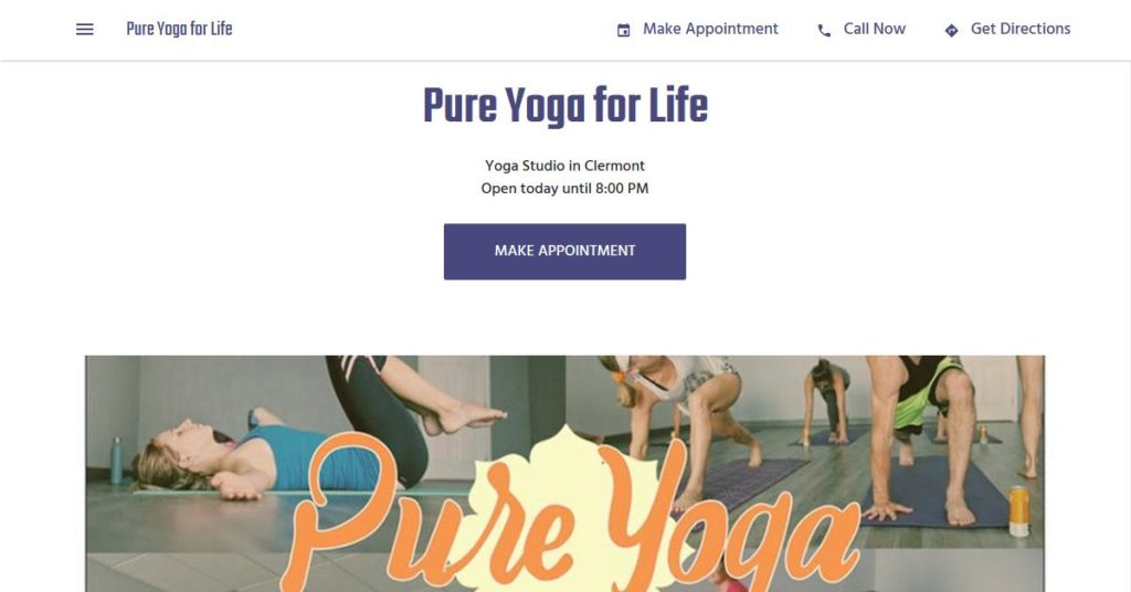 Pure Yoga for Life