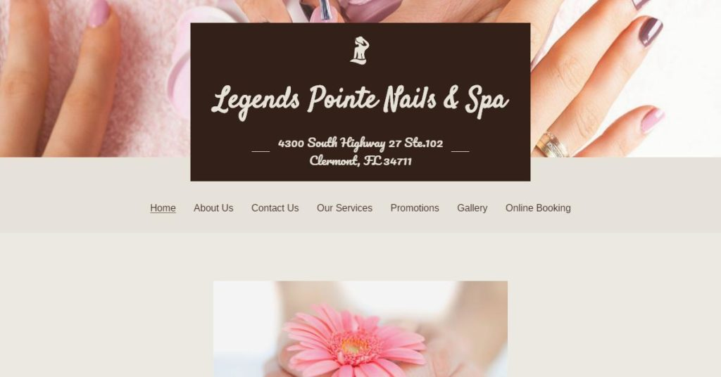 Legend Point Nail and Spa